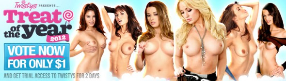 Vote for the Twistys Treat of the Year